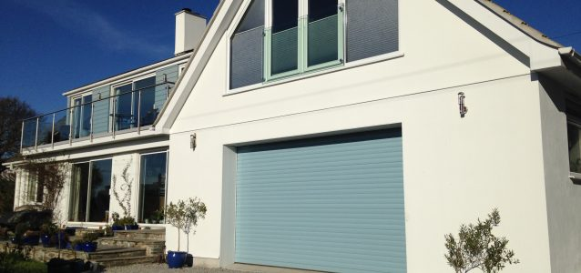 Which Garage Door Would Suit The Cornish Lifestyle Cornwall Home