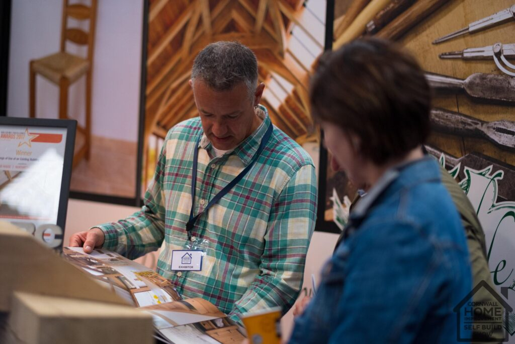 Finding renovation solutions at Cornwall Home Improvement & Self Build Show