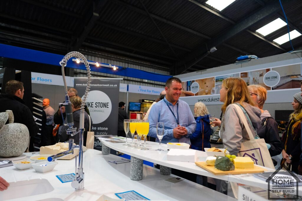 Finding kitchen solutions at Cornwall Home Improvement & Self Build Show