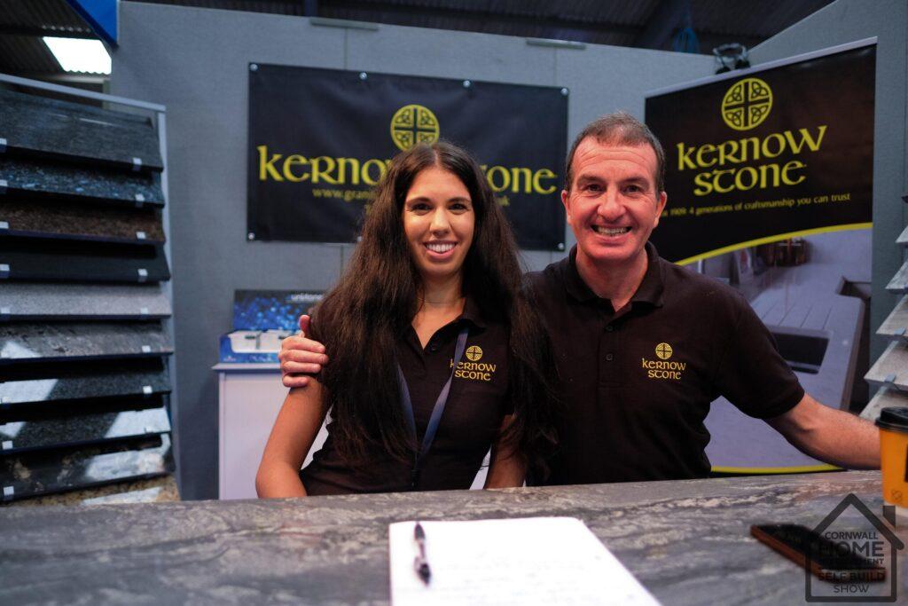 Kernow Stone at Cornwall Home Improvement & Self Build Show