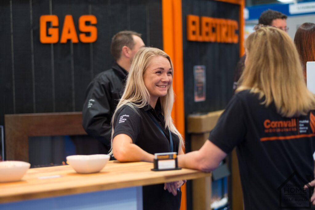 Cornwall Gas and electric solutions at Cornwall Home Improvement & Self Build Show
