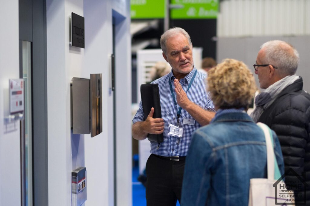 Finding trusted advice for your home build project at Cornwall Home Improvement & Self Build Show