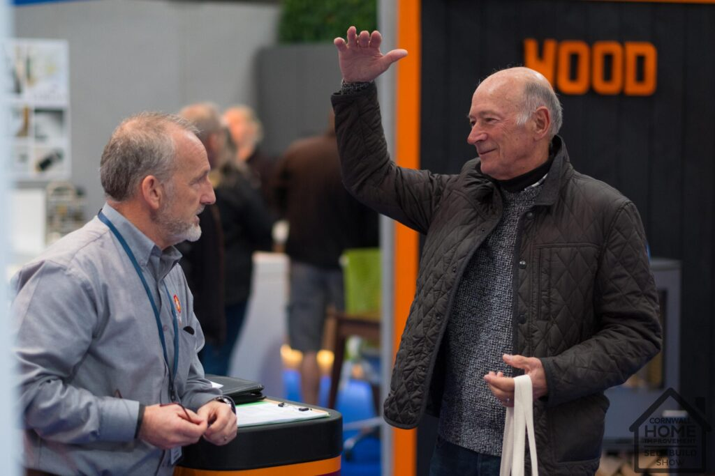 Home Improvement and renovation inpsiration at Cornwall Home Improvement & Self Build Show
