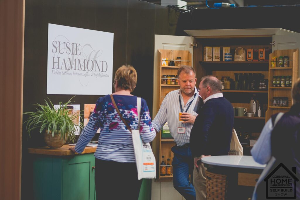 Finding dream kitchen inspiration and solutions at Cornwall Home Improvement & Self Build Show