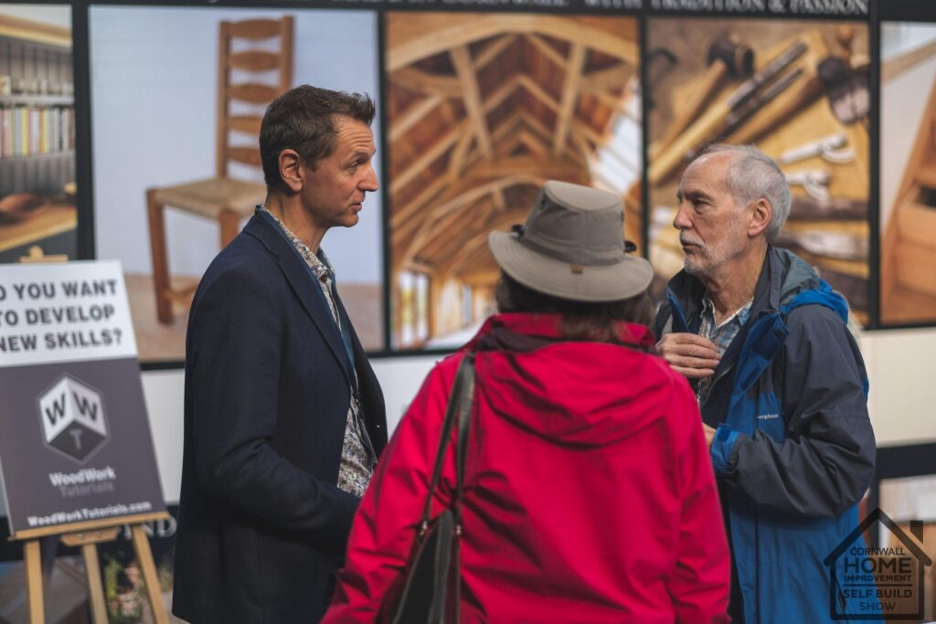 Expert advice for your DIY projects at Cornwall Home Improvement & Self Build Show