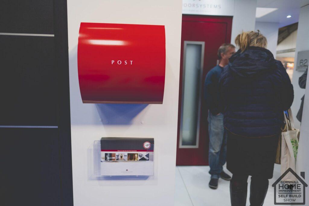 post-box ideas at Cornwall Home Improvement & Self Build Show