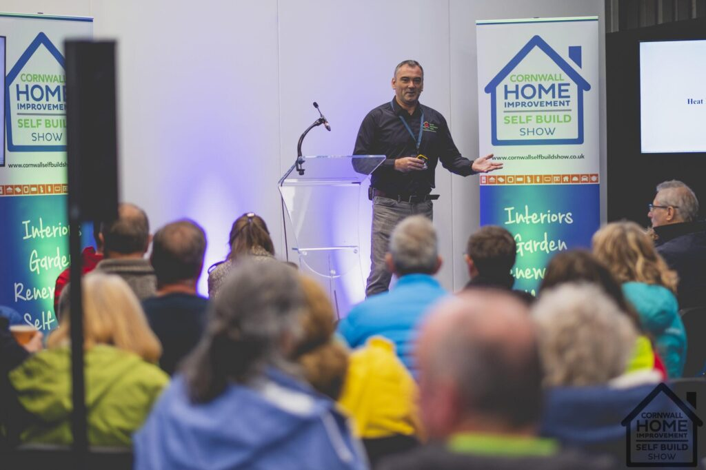Interiors, garden, renewable and self build inspiration at Cornwall Home Improvement & Self Build Show seminars