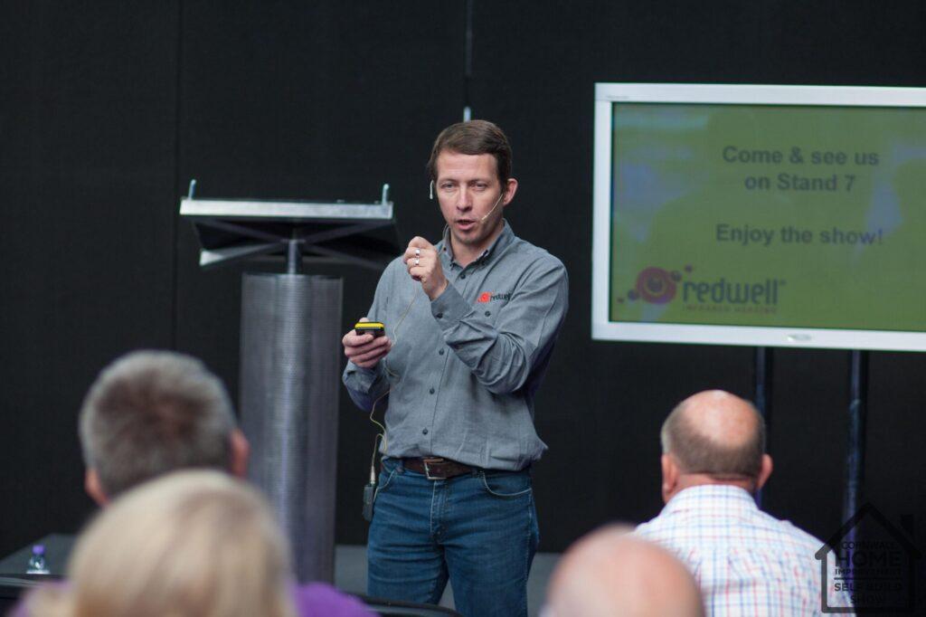 Home improvment tools and tips at Cornwall Home Improvement & Self Build Show Seminars