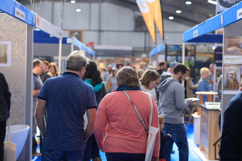 A busy Cornwall Home Improvement Show